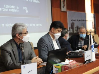 گزارش تصویری مجمع سیمان قائن
