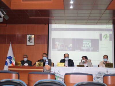 گزارش تصویری مجمع سیمان خزر