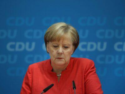 وداع باشکوه ژرمن ها با بانوی تاریخ ساز اروپا