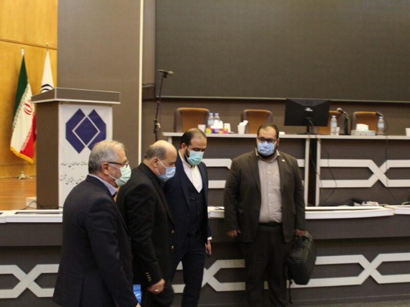 گزارش تصویری مجمع سالانه شستا-بخش ۲- شستا شرکتی به وسعت ایران ما–تقسیم ۱۳۵۰ ریال به ازای هرسهم  شرکت سرمایه گذاری تامین اجتماعی
